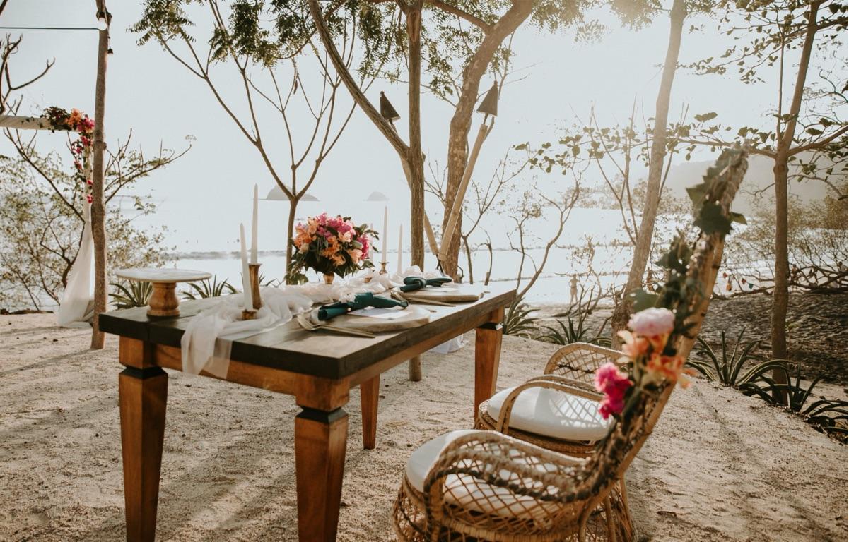 Intimate Wedding Costa Rica