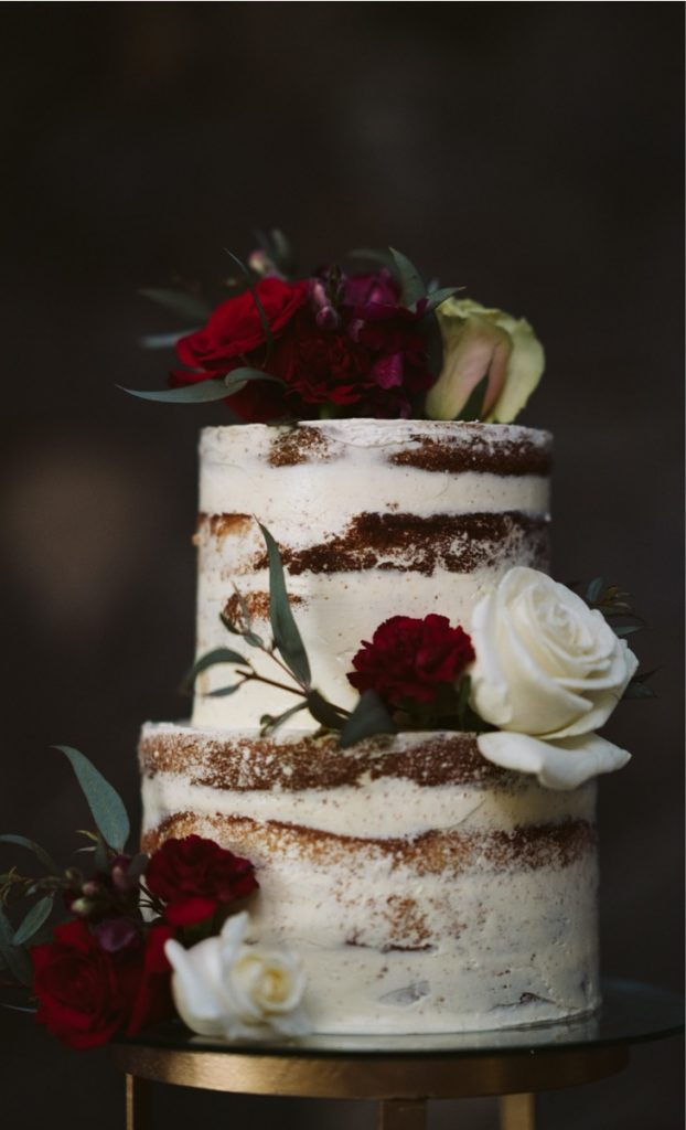 Costa Rica Wedding Cake