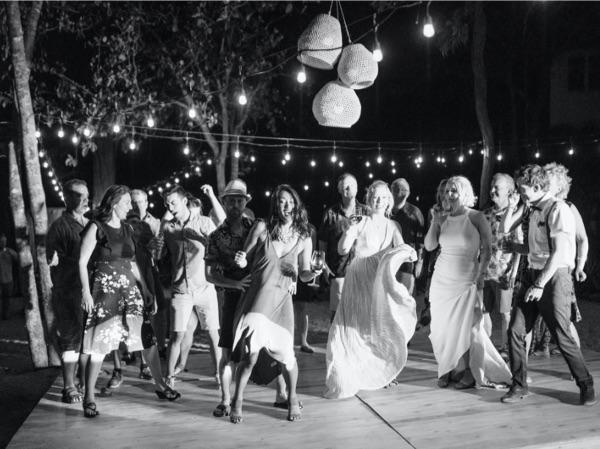 Destination Wedding fun